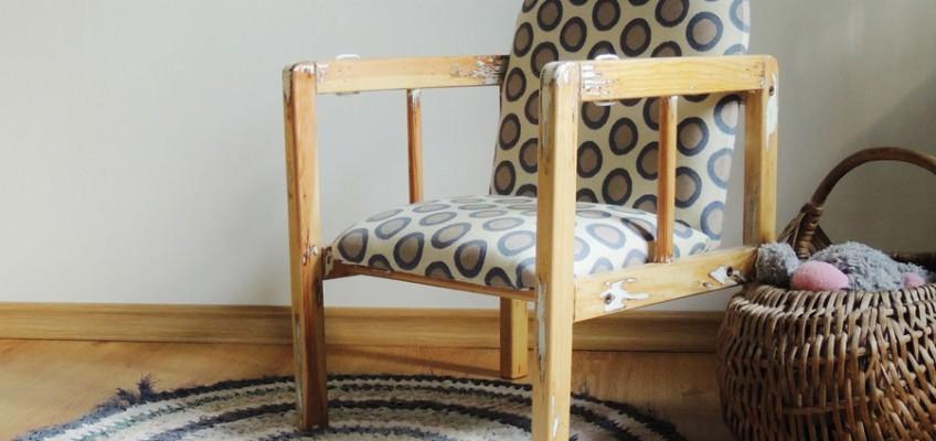 laste tool 'Väike prints' – Atmosfäär – renoveeritud mööbel