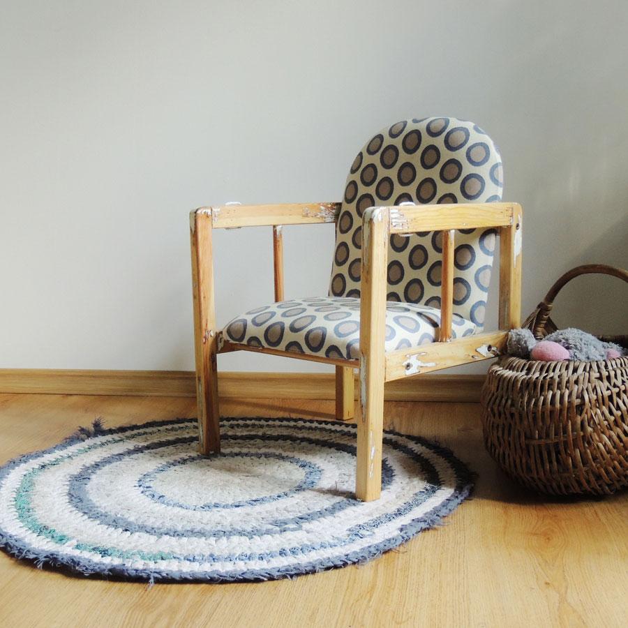 laste tool 'Väike prints' - Atmosfäär - renoveeritud mööbel
