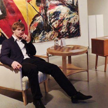 Atmosfääri meistriteosed näitusel 'Kuldajastu ja väärt meistrid'