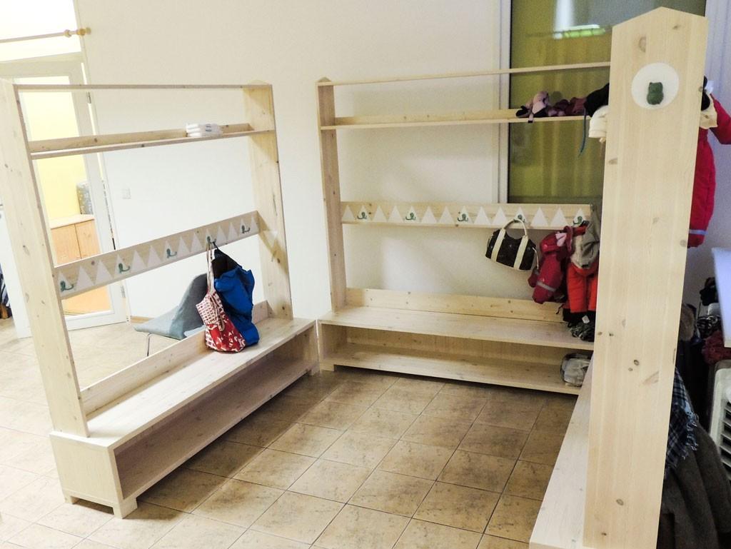 Garderoob / riidehoid lastele