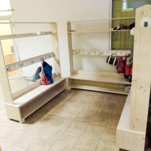 Laste riidehoiud - Atmosfäär mööbel
