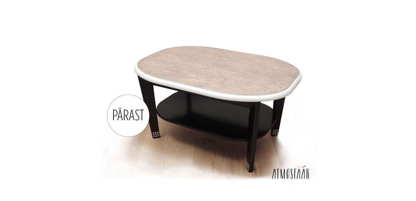Laua redisain - Atmosfäär