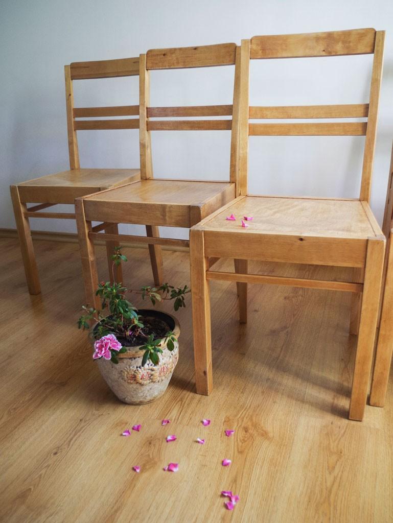 Vahatatud toolid