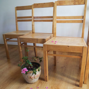 Puka Mööblivabriku toolid - Atmosfäär mööbel