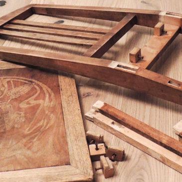 Mida teha, kui tool logiseb ehk Lutheri toolide liimimine