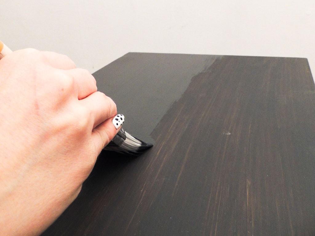 Mööblile teise kihi värvimine - Atmosfäär mööbel