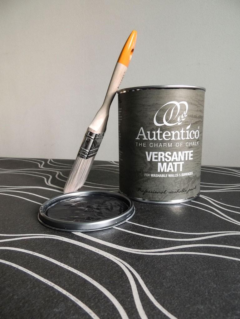 Autentico veekindel kriidivärv Versante - Atmosfäär mööbel