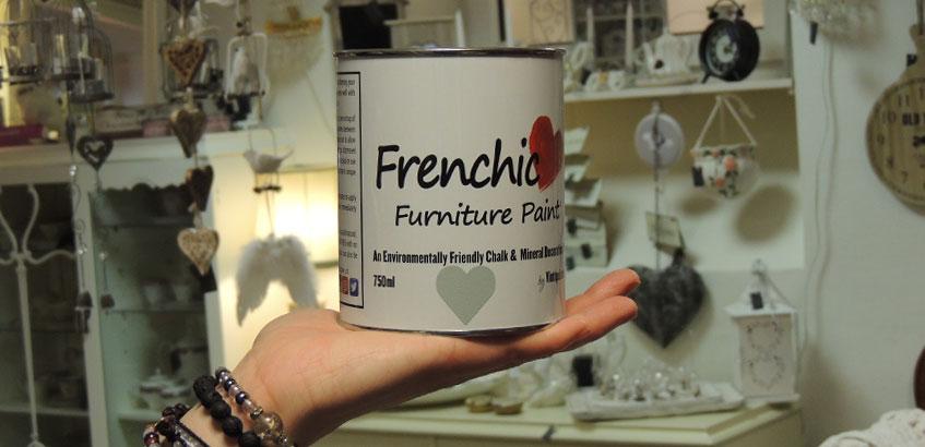 kriidivärv frenchic - Atmosfäär mööbel