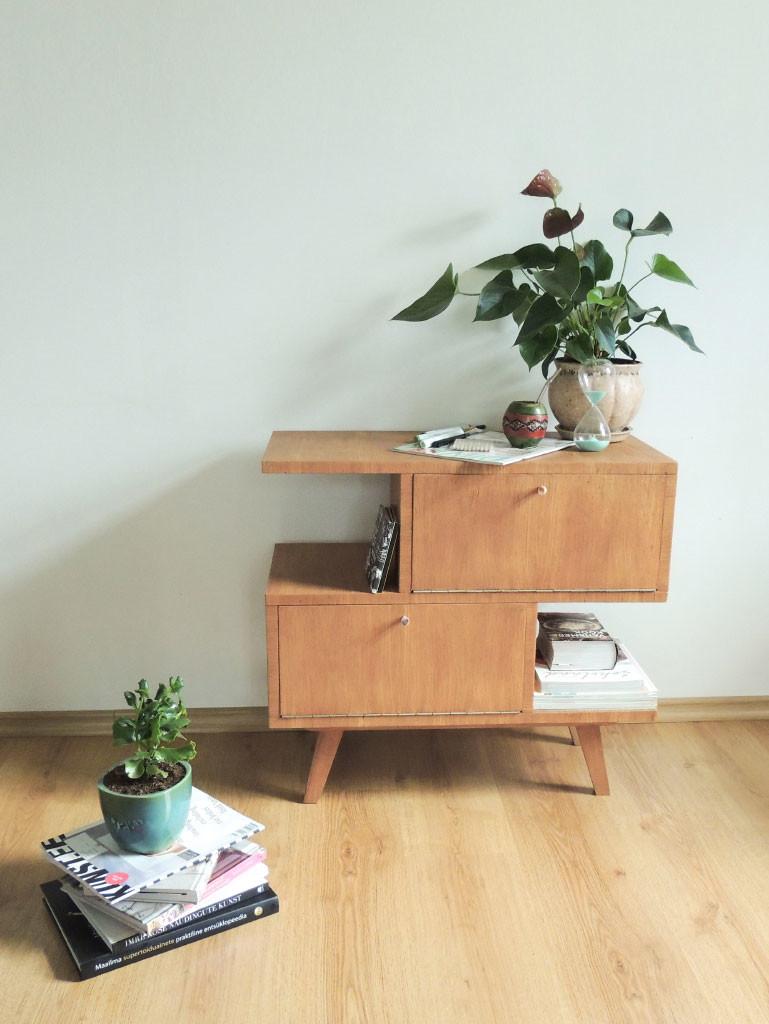Renoveeritud raadiokapp - Atmosfäär mööbel
